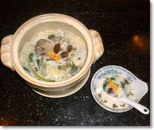 レシピ やさいスープ鍋